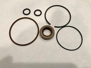 8630 Power Steering Pump Seal Kit Edelmann number  8624 7027