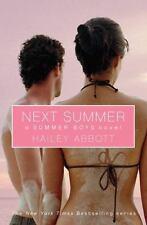 Summer Boys 2: Next Summer by Abbott, Hailey