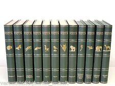 BROCKHAUS --- Faszination Natur --- Tiere --- 8 Buchbände + 4 Multimedia-Bände