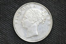 India 1840 One Rupee Silver Coin ( Weight : 11.61 g ) C254