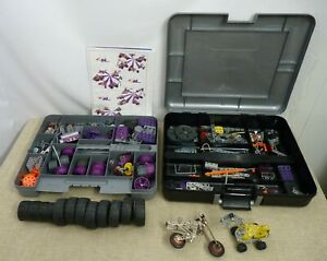 Meccano Multi Models 40 set - 8540 - Plus extras and carry box | Thames Hospice