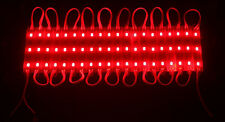 1000x Super Bright 5630 5730 SMD 3 LED Red Waterproof LED Module Light Lamp IP65
