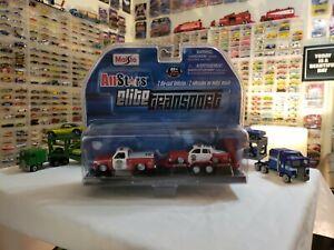 Maisto Elite Transport 87 Chevrolet 1500/ 87 Chevrolet Caprice Fire Truck/ Car‼️