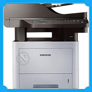 Samsung SL-M4070FR 4-in1 Mono Laser MFP Printer+Duplex Scanning /w D203S SC*RFB*
