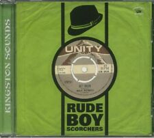 Various ‎– Rude Boy Scorchers NEW CD KINGSTON SOUNDS SKA ROCKSTEADY SKINHEAD