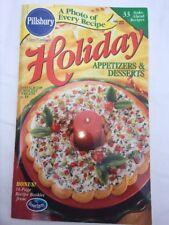 Holiday Appetizers & Desserts PILLSBURY Classic COOKBOOK DECEMBER 1998 #214