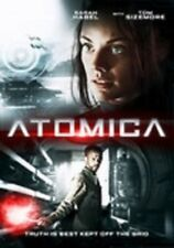 Atomica (Tom Sizemore Sarah Habel) New DVD Region 4