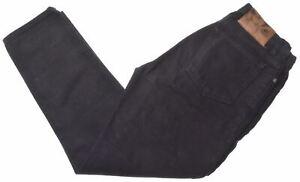 CALVIN KLEIN Womens Jeans UK 6 XS W25 L26 Black Cotton Slim GD08