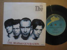 "THE THE The Beat(en) Generation AUSSIE 7"" PROMO 1989 - 654578 7 - MATT JOHNSON"