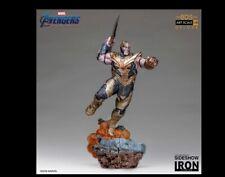 Avengers: Endgame Thanos Deluxe Art Scale 1:10 Statue Iron Studios