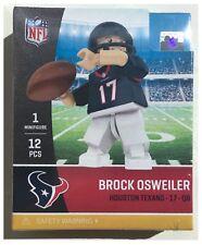 Brock Osweiler Houston Texans NFL American Football OYO Brick Toy Action Figure