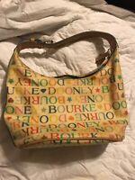 dooney and bourke handbag Multi Color Shoulder Purse Designer Gift