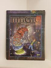 Shadowrun: Magic in the Shadows, RPG, Fasa, Softcover