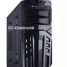 ASUS Gamer PC AMD FX-4300 4x 3,8GHz 8GB GeForce GT710 Rechner Gaming Computer