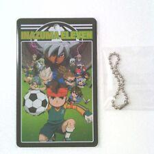 metal card keychain strap accessory Inazuma Eleven anime Endou Mamoru