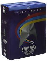 Star Trek: Serie Classica - Stagioni 1/3- Cofanetto 20 Blu Ray - Nuovo Sigillato