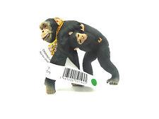 X5) Papo (50194) chimpancé con Baby animales salvajes Mono Mono
