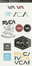 RVCA TEN STICKER SHEET RVCA Skate Surf Ten Sticker Decal Sheet