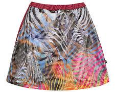 Just Cavalli womens holiday skirt multicolour size XXS