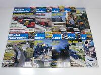Model Railroader Magazine 2001 10 Issues Missing Sep Nov Dec READ
