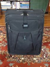 """Travelpro Crew 4 - 26"""" Black Rolling Suitcase Expandable"""
