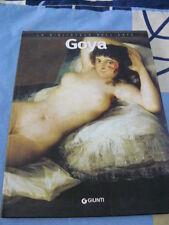 Goya La Biblioteca dell'Arte Giunti