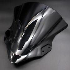 Motorcycle Windshield For KAWASAKI EX400 Ninja400 NINJA400 Ninja 250 2018 Black