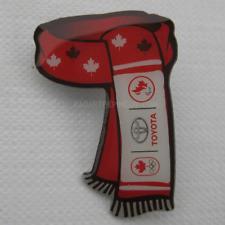 2018 PyeongChang Olympic Toyota COC Pin #2