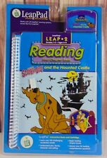 LeapFrog LeapPad Scooby Doo: Haunted Castle Book + Game/Learn/School/Kid
