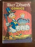 DELL COMICS - WALT DISNEYS COMICS AND STORIES #135 - DECEMBER 1940 - (M4A)