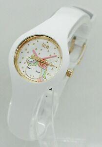 ✅ Ice Watch Fantasia Weiß Mädchen Armbanduhr 018421 - XS ✅