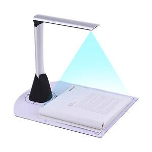 Scanner Portatile Wireless Alta Velocità USB per Documenti JPG/PDF A4 4 LED K0G2