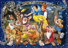 NEW! Ravensburger Disney Snow White 1000 piece collectors edition jigsaw puzzle