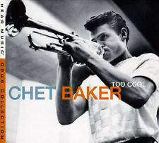 CHET BAKER ~ TOO COOL NEW SEALED CD  FIFTIES / 50's JAZZ My Funny Valentine Etc