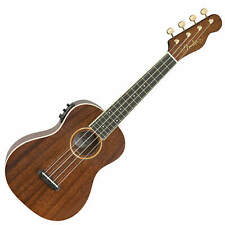 Fender Grace Vanderwaal Signature Zuma-E Ukulele - WN - Natural