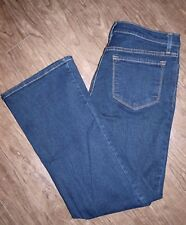 NYDJ Not Your Daughters Jeans Size 10P Women's Dark Wash Boot Cut Jeans