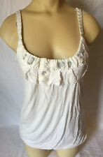 Gorgeous Sexy S Solid White Elegant Spaghetti Strap Charlotte Russe Top Shirt