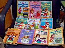 JUNIE B JONES BOOK LOT OF 10 SOFT COVER CHILDRENS SERIES
