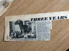 q2-1 ephemera 1953 picture article the beast from 20000 fathoms