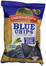 Garden of Eatin' Blue Corn Tortilla Chips, 1.5 Oz  (Pack of 24)