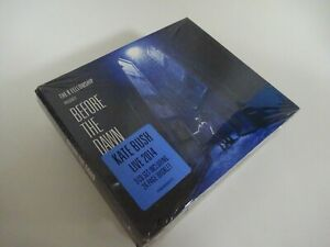 RARE KATE BUSH BEFORE THE DAWN 3CD LIVE SET INC 24 PAGE BOOK NEW Sealed freepost