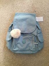 Kipling City Pack Backpack In Dazz soft Aloe New With Tag