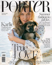 PORTER Magazine 7, Karlie Kloss by Bruce Weber  NEW