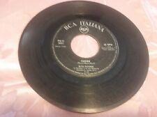 """7"""" disco 45 giri RITA PAVONE IL BALLO DEL MATTONE - CUORE"""