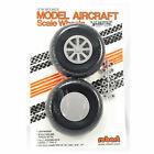 Robart Manufacturing UX375-Scale Diamond Tread Wheels