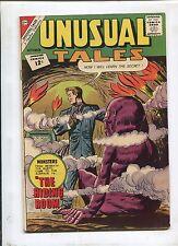 UNUSUAL TALES #35 (4.0) THE HIDING ROOM!