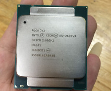 Intel Xeon E5-2690 V3 QS 2.6GHz 12Core 24 Thread LGA2011-3 for C612 X99 i7-6950X