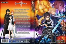 Sword Art Online Complete Collection (English Dubbed) DVD