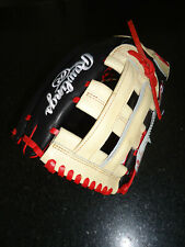 """RAWLINGS HEART OF THE HIDE (HOH) R2G PRORBH34BC GLOVE 12.75"""" LH  - $259.99"""