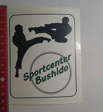 Aufkleber/Sticker: Sportcenter Bushido (121116103)